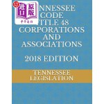 【中商海外直订】Tennessee Code Title 48 Corporations and Associatio