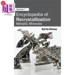 【中商海外直订】Encyclopedia of Recrystallization: Volume I (Metall