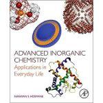 【预订】Advanced Inorganic Chemistry 9780128019825