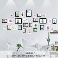 20190309171810076欧式水晶相框墙贴儿童房磁性照片墙装饰客厅创意彩色相片组合挂墙