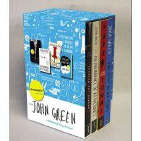 John Green Collection 约翰・格林作品集(含5本获奖小说:无比美妙的痛苦、那么多的凯瑟琳、寻找阿拉
