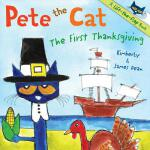 【预订】Pete the Cat: The First Thanksgiving