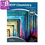 【中商原版】我的化学 英文原版 MYP Chemistry 进口教材