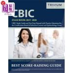 【中商海外直订】CBIC Exam Book 2019-2020: CBIC Study Guide and Test