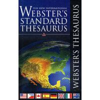 新国际韦氏标准辞典 The New International Webster's Standard Thesauru