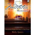 【预订】Meditation Moments: Devotional Hymn Settings for Solo P
