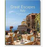 【预订】Great Escapes Italy 9783836515818