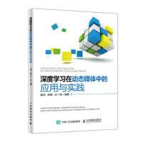 深度学习在动态媒体中的应用与实践 唐宏、陈麒、庄一嵘 人民邮电出版社