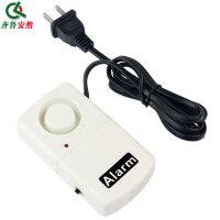 (带电池)高响度220V/380v断电报警器 机房 养殖场停电报警器 电力线防盗器