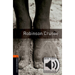 Oxford Bookworms Library: Level 2: Robinson Crusoe MP3 Pack