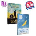 【中商原版】Jacqueline Woodson纽伯瑞获奖作品2册 英文原版 Feathers/Brown Girl