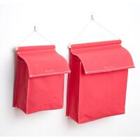 挂墙上收纳袋 挂袋墙挂式墙上置物储物挂兜门后床头浴室收纳壁挂袋储物袋