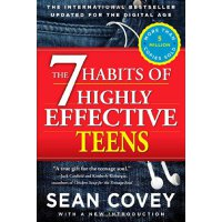 The 7 Habits of Highly Effective Teens 英文原版 杰出青少年的七个习惯
