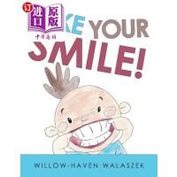 【中商海外直订】I Like Your Smile!