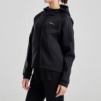 adidas阿迪达斯NEO女装外套夹克修身休闲运动服DX0039