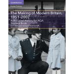【预订】A/As Level History for Aqa the Making of Modern Britain