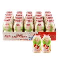 【当当自营】界界乐(Jelley Brown)乳酸菌饮料 草莓味 100ml*20瓶 家庭分享装(利来国际ag手机版电话:010-5