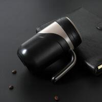 情侣咖啡陶瓷保温杯带盖创意潮流商务办公室马克杯车载泡茶水杯子