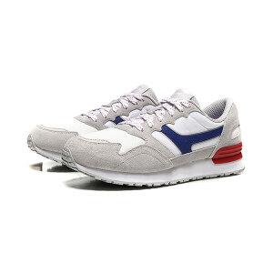 李宁LINING男鞋休闲鞋峥嵘防滑经典复古运动鞋AGCN359-9