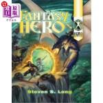 【中商海外直订】Fantasy Hero 6th Edition