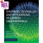 【中商海外直订】Synthesis, Technology and Applications of Carbon Na