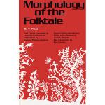 【中商原版】故事形态学 英文原版 Morphology of the Folktale V. Propp