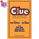 【中商海外直订】Clue: The Musical
