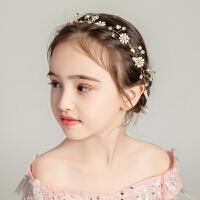 儿童发饰头饰公主发箍女孩韩版甜美花环花童礼服配饰