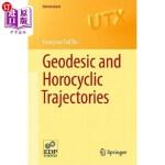 【中商海外直订】Geodesic and Horocyclic Trajectories