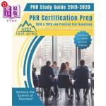 【中商海外直订】PHR Study Guide 2019-2020: PHR Certification Prep 2