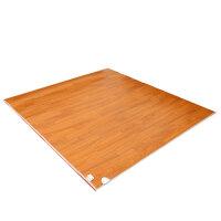 碳晶地暖垫 地暖垫家用移动电热地毯发热地板客厅取暖加热地垫地热毯 200*400厘米 瑜伽馆特惠