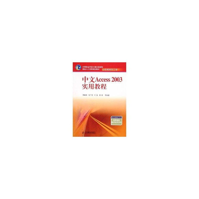 中文Access 2003实用教程 PDF下载
