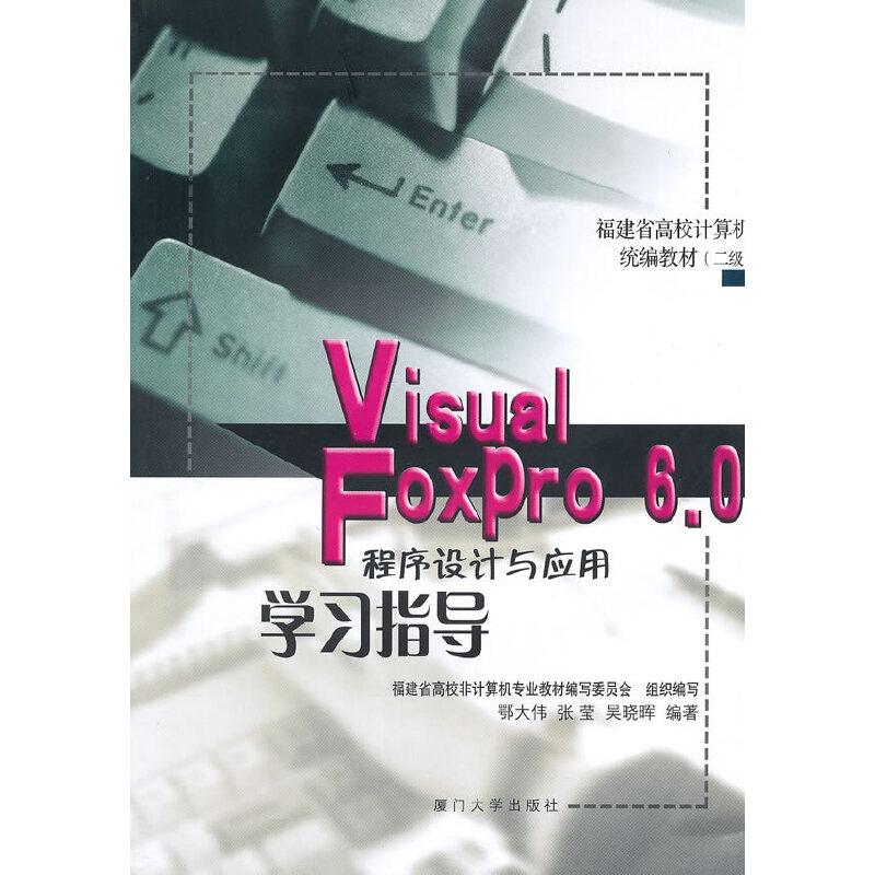 Visual FoxPro 6.0程序设计与应用学习指导 PDF下载