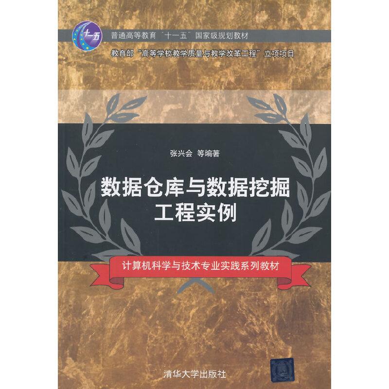 数据仓库与数据挖掘工程实例(计算机科学与技术专业实践系列教材) PDF下载