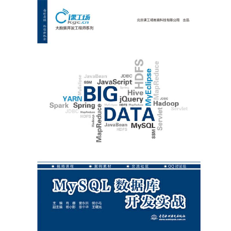 MySQL数据库开发实战(大数据开发工程师系列) PDF下载